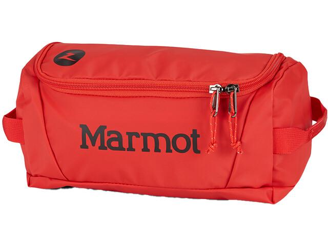 Marmot Mini Hauler Bolsa Neceser Baño, rojo